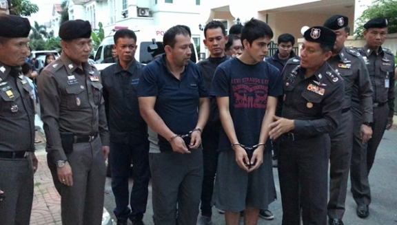 Foreign Gang Nabbed For String Of House Robberies