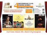 River City Bangkok Film Club 2018
