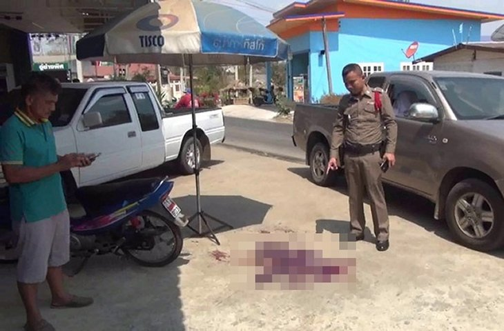 Witchy Woman's Spell Leads Buriram Man To Murder