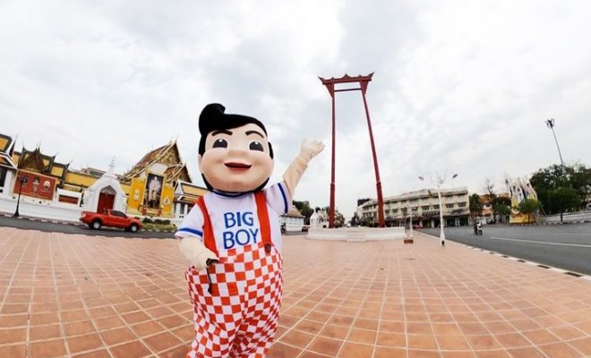 Big Boy Burgers Now Available For Delivery In Bangkok
