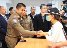 Chinese Woman Kidnapped At Suvarnabhumi Airport 2 Weeks Ago Freed Unharmed
